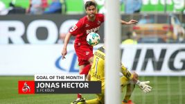 Watch: Hector's May Goal of the Month winner!