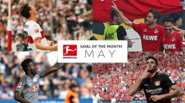 Bundesliga Goal of the Month for May