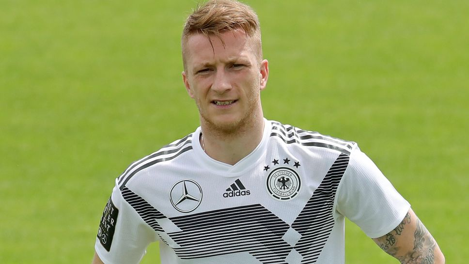reputable site 55bc9 51381 Bundesliga | Marco Reus optimistic about his and Germany's ...
