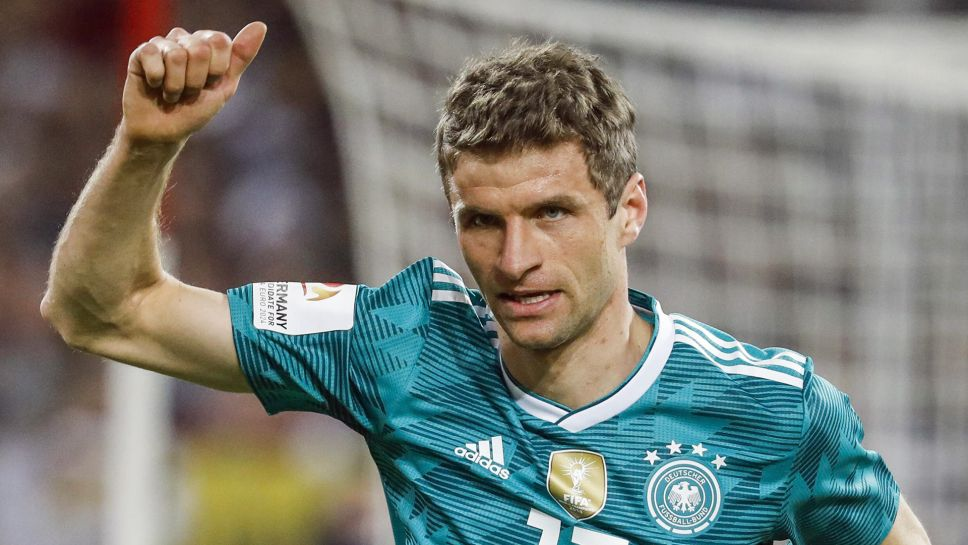pre order 04363 34e77 Bundesliga | Thomas Müller: Germany's key to winning the ...