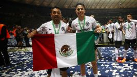 Frankfurt inspiration for Mexico's challenge