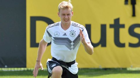 """I'll do everything to be there"" - Julian Brandt"