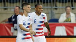 McKennie excited by new wave of USMNT talent