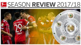 Watch: Bayern's 2017/18 season review