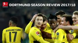 Watch: Dortmund's 2017/18 season review
