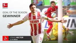 Jonas Hector erzielt das Goal of the Season