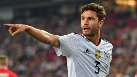 World Cup watch: Jonas Hector