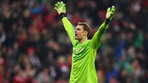 Watch: Manuel Neuer's Top 5 saves