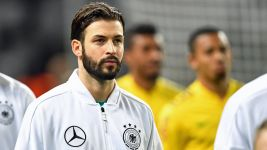 Plattenhardt: Germany's first-choice left-back?
