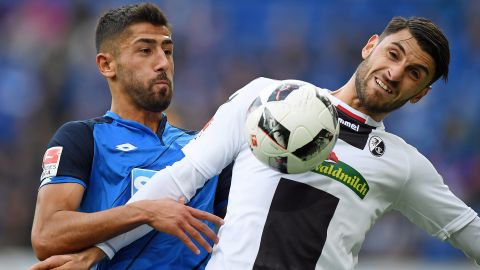 Hoffenheim sign Grifo from Gladbach