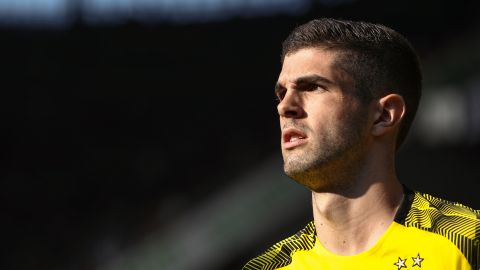 """I'm not a kid, I'm a leader"" - Christian Pulisic"