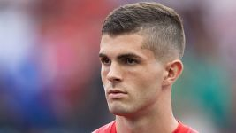 World Cup woe fuels Pulisic determination