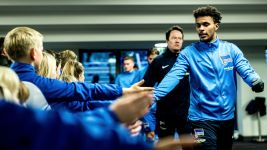 Watch: Hertha's Lazaro stepping into the spotlight
