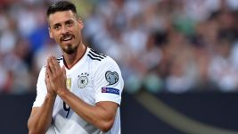 """Get the Cup for us!"" – Sandro Wagner"