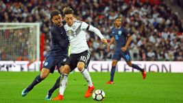 England fancied by German stars
