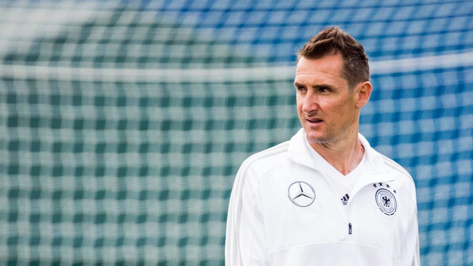74b64805de4 World Cup  Germany assistant coach Miroslav Klose claims it s