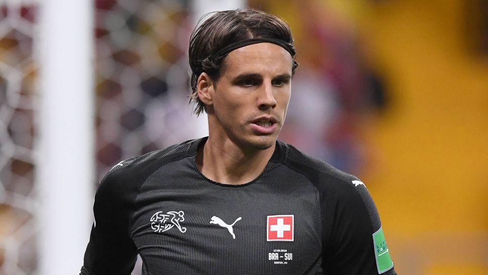 Bundesliga Yann Sommer Switzerland S Shield At The 2018 Fifa World Cup