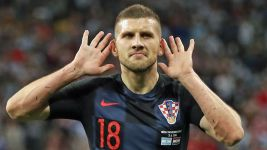 Who is Frankfurt and Croatia winger Ante Rebic?