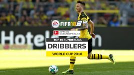 Watch: FIFA 18 Top 10 Dribbling