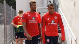 Trainingsauftakt in Mainz
