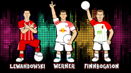 World Cup Bundesliga Dream Team: Striker II