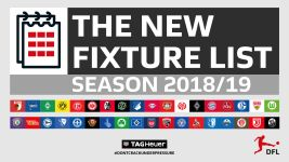Download 2018/19 fixtures to your phone