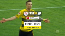 Watch: FIFA 18 Top 10 finishing