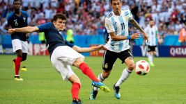 Stuttgart's Pavard wins World Cup's best goal