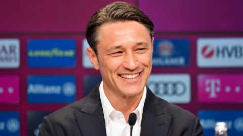 "Kovac: ""I know what is expected of me"""