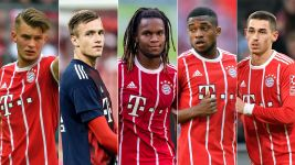 Five Bayern youngsters to watch at ICC