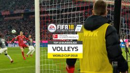 Watch: FIFA 18 Top 10 volleys