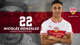 5 things on Nicolas Gonzalez