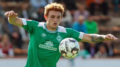 Sargent off the mark for Bremen