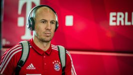 Robben confident of central Bayern role