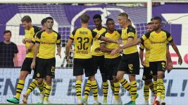 Pulisic helps give Favre first-game win
