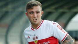 """Guardiola told me to join Stuttgart"" - Maffeo"