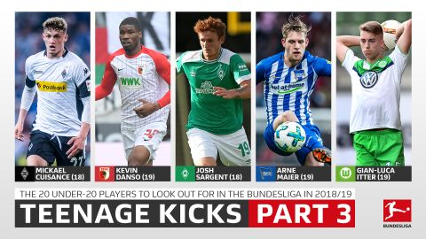 2018/19 Teenage Kicks Part 3