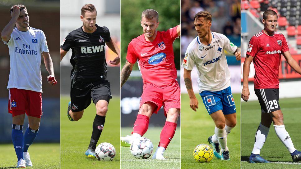 Transfers 2. Bundesliga