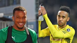 Plea looks to Aubameyang for inspiration