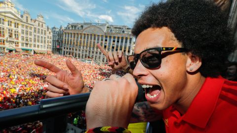 5 things on Axel Witsel