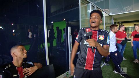 Watch: Making of Leverkusen Media Days