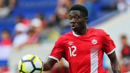 5 things on Alphonso Davies