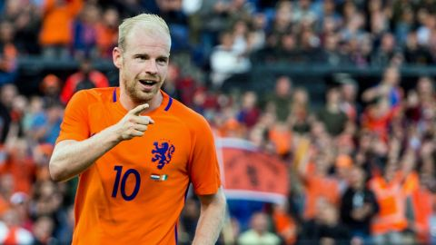 5 things on Davy Klaassen