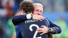 "Deschamps: ""Pavard is a star"""