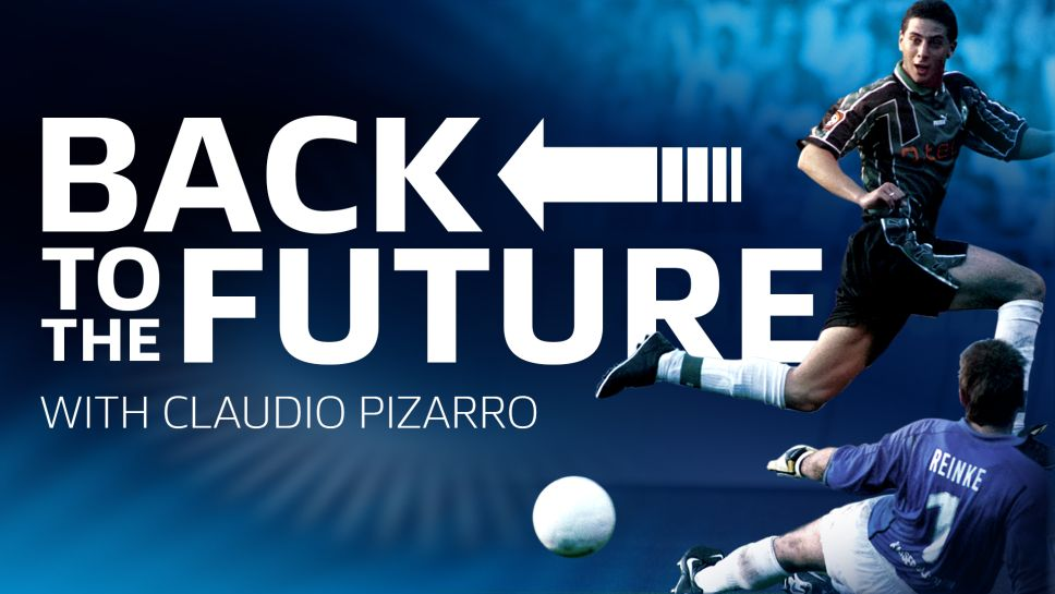 Bundesliga   Claudio Pizarro, the Bundesliga's Back to the