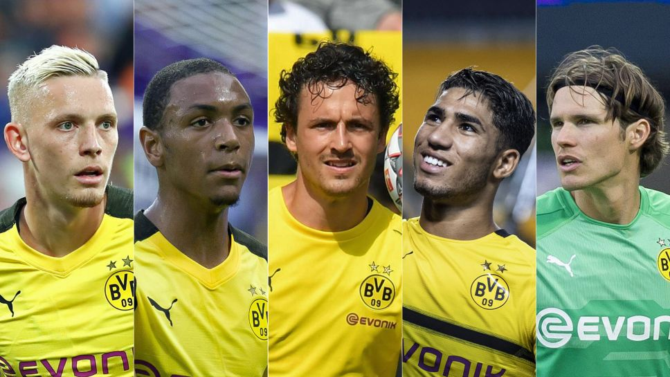 Bundesliga Wolf Diallo Delaney Hakimi And Hitz Meet