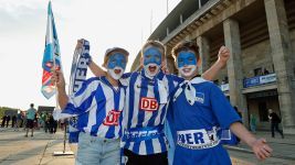Kids can watch Hertha for free