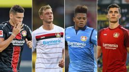 Bayer Leverkusen's Fantastic Four