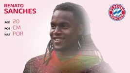 Renato Sanches: Bayern's wonderkid