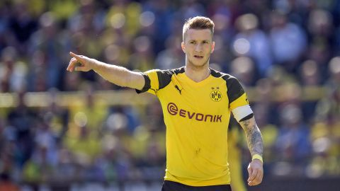 Reus named Dortmund captain